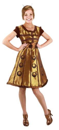 Dr. Who Dalek Dress Costume Adult (Dalek Kleid)
