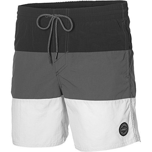 O' neill pantaloncini da surf uomo,nero (black out),xl