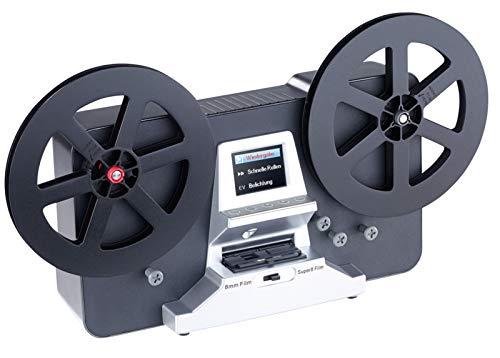 Somikon telecinemaHD-XLe digitalizzatore per Super 8e 8mm, Stand Alone (telecinema da 8 mm)