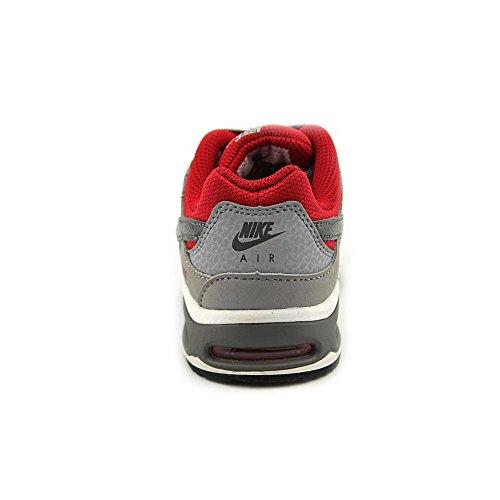 Nike - Nike Air Max Command (TD) Sneaker Grau Leder 412229 Grau