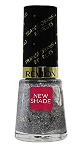 Revlon Transforming Effect Nail Enamel Top Coat, Holographic Pearls, 8ml