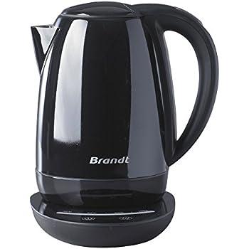 Brandt BO2000EN Bouilloire Noir 1,7 L