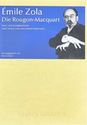 Digitale Bibliothek 128: Émile Zola: Die Rougon-Macquart. Windows XP; 2000; NT; ME; 98; 95 und Mac OS 10.3