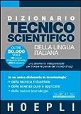 Image de Dizionario tecnico scientifico della lingua italia