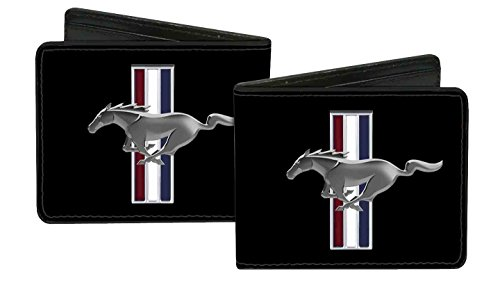 ford-automobile-company-mustang-stripes-bi-fold-wallet