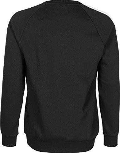 adidas Herren Berlin Crew Sweatshirt Schwarz - (NEGRO)