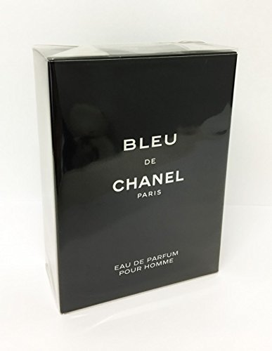 Chanel Bleu de Chanel Eau De Parfum Pour Homme 150ml-Profumo da uomo, nuovo in confezione sigillata originale