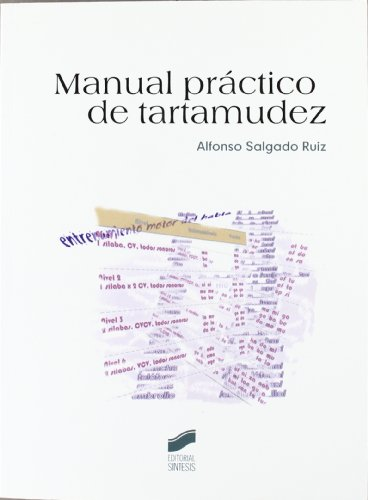 Manual práctico tartamudez por Alfonso Salgado Ruiz