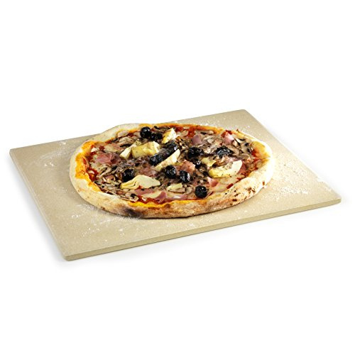 barbecook 2232013000 Piatto Pizza, Nero, 43x1x35 cm