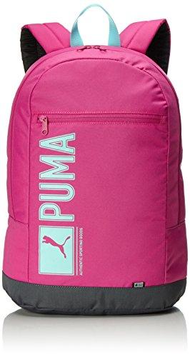 Puma Pioneer Backpack I Mochila, Unisex Adulto, Fucsia, Talla Única