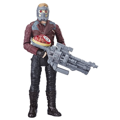 Marvel Avengers Infinity Wars - Star-Lord - 6 Inches