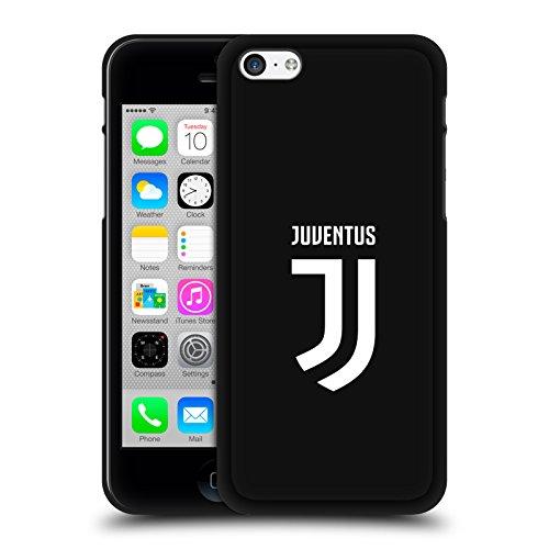 Ufficiale Juventus Football Club Semplice Design Vari Cover in Morbido Gel Nera per iPhone 5 iPhone 5s iPhone SE