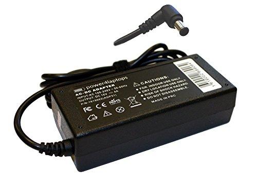 Power4Laptops Netzteil Laptop Ladegerät Netzteil Für Sony Vaio VGN-TZ150N/B, Sony Vaio VGN-TZ150N/N, Sony Vaio VGN-TZ160N, Sony Vaio VGN-TZ160N/B, Sony Vaio VGN-TZ16GN/B -
