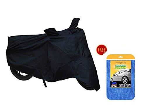 raaisin premium bike cover for tvs flame (black) Raaisin Premium Bike Cover for TVS Flame (Black) 41b 2BqocFQ5L