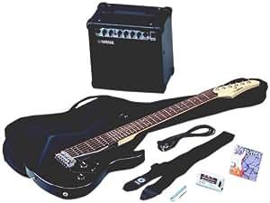 yamaha erg121gp electric guitar set musical instruments. Black Bedroom Furniture Sets. Home Design Ideas