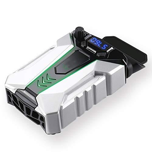 YYWENPF USB Laptop Kühler Vakuum tragbare Notebook Lüfter Laptop Geschwindigkeit einstellbar 12-17 Zoll Universal-Kühlkörper -