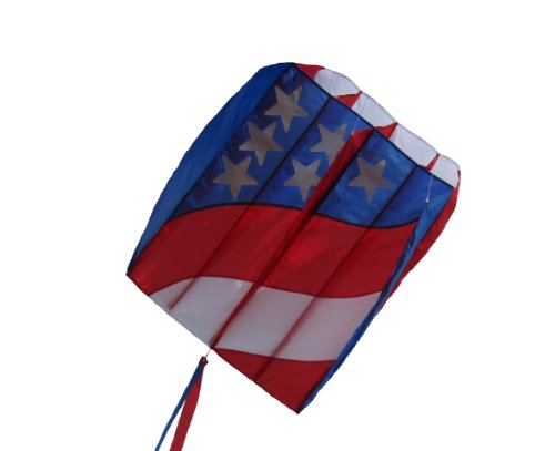 In the Breeze Patriot Wave 7.5 Air Foil Kite