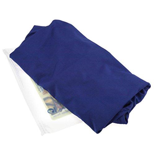 """Preisvergleich Produktbild 26-30"""" Reise Kofferüberzug Schutzhülle Blau Elastisch Kofferabdeckung Taschen"""