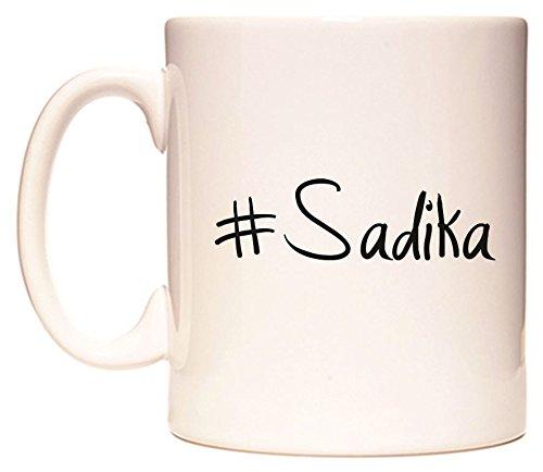#Sadika Becher von WeDoMugs