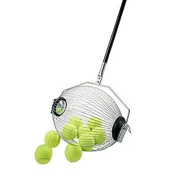 Recogedor de pelotas de tenis