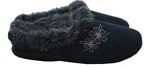 CoolersCdt2555 - Pantofole da ragazza' donna Navy