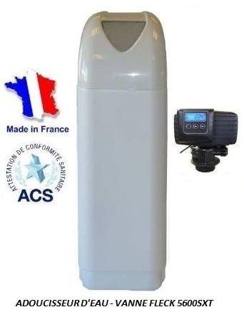 Wasserenthärter 10L Fleck 5600SXT Volumetrisch Elektronische (Fleck Elektronische)