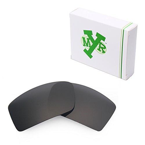 MRY Herren Sonnenbrille, Mehrfarbig (Oakley Gascan Lens)