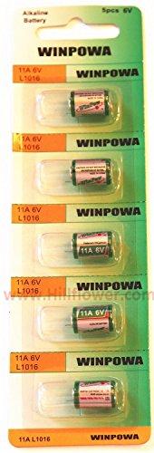 1000 pcs AA Card 1.5V Alkaline Heavy Duty Battery Compatible with LR6 plus Hillflower Coupon Heavy Duty Aa-batterien