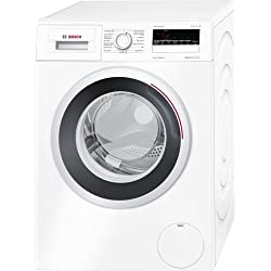 Bosch WAN24260ES Independiente Carga frontal 7kg 1200RPM A+++-10% Blanco - Lavadora (Independiente, Carga frontal, Blanco, Izquierda, LED, Acero inoxidable)