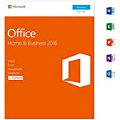 Microsoft Office Home and Business 2016 [PC Online Code]