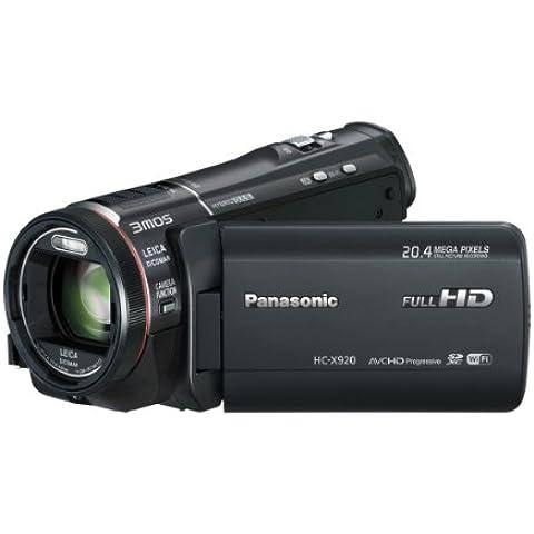 Panasonic HC-X920EG-K - Videocámara subacuática (pantalla de 3.5