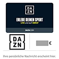 Dein Sport-Streaming Service - DAZN - Gutschein per E-Mail (20€ Rabattabzug erfolgt an der Kasse)