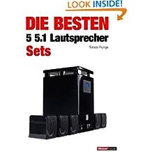 Die besten 5 5.1-Lautsprecher-Sets (German Edition)