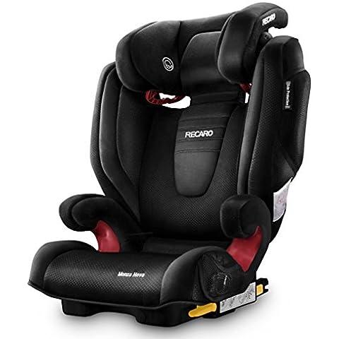 Recaro Monza Nova 2 Seatfix - Silla de coche, grupo 2/3