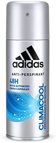 Adidas Climacool Anti-Perspirant Spray For Him 150 ml