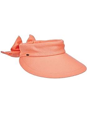 Scala UV Scala UPF 50 Plus Hut - Sombrero para mujer, color Violeta, talla Talla única