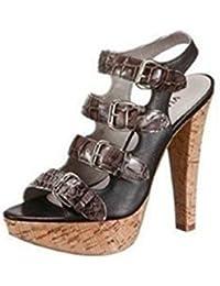 Via Uno Sandalette - Sandalias de Vestir Mujer