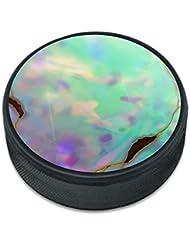 Opal Pierre précieuse Image (Image uniquement) palet de hockey sur glace