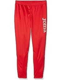 Joma Gladiator - Pantalón para hombre, color rojo, talla XL