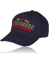 Amazon.it  Blu - Cappelli e cappellini   Accessori  Abbigliamento 9b66adf26972