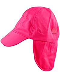 Ex - Boots age 2-3 years Girls Pink Legionnaires Sun Hat SPF protection