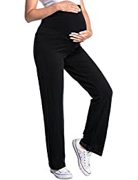 Zeta Ville - Mujer Pantalón Premama. DISPONIBLE EN 3 LONGITUDES DE PIERNA - 691c