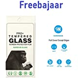 Freebajaar (Pack of 2) Pro+ Tempered Glass Screen Protector for Alcatel 1C 2019
