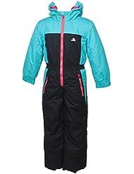 Longboard - Jil bleu combiski cadette - Combinaison de ski