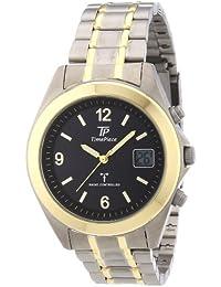 TP Time Piece TPGT-10234-21M - Orologio da polso uomo, titanio, colore: multicolore