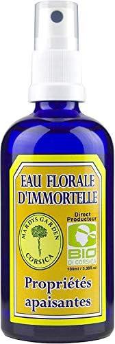EAU FLORALE D'IMMORTELLE BIO Propriétés Apaisantes 1