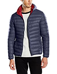 Schott NYC Silverado Extra Light Down Jacket, Blouson Homme
