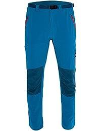Ternua Gund Pantalon, Hombre, Azul (Duck Blue), XL