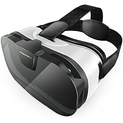 Pasonomi VR - Gafas Realidad Virtual, Gafas de vídeo virtual, Compatibilidad con iPhone Samsung y Otros