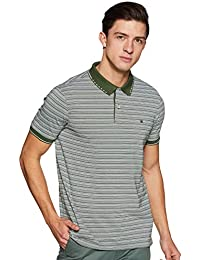Amazon.in  Louis Philippe - T-Shirts   Polos   Men  Clothing ... 84ae2f9bb8
